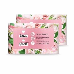 Love Home & Beauty Rose & Murumuru Dryer Sheets